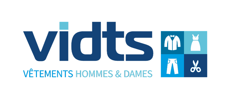 Vêtements Vidts Logo